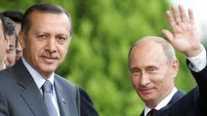 Պուտինին Թուրքիայում դիմավորել են բողոքի ցույցով