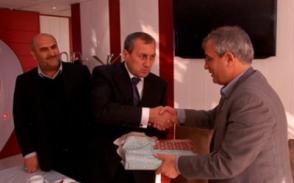 Համագործակցության համաձայնագիր Սյունիքի մարզի և Իրանի գավառի միջև