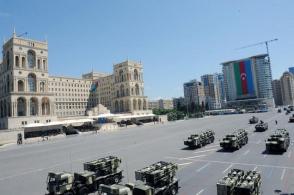 Ադրբեջանը 2012թ. 804 մլն դոլարի զինամթերք է ներկրել