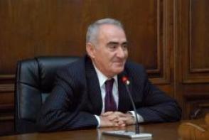 Գալուստ Սահակյան. «Րաֆֆի Հովհաննիսյանի հայտարարությունն իրավիճակ է փոխել բանակցային գործընթացում»