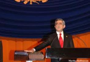 Սերժ Սարգսյանի երդմնակալության արարողությունը Օպերային թատրոնի շենքում չի լինի