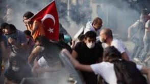 Թուրքիայում ցույցերը չեն դադարում, ավելի են ծավալվում