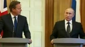 Պուտինը «չորել» է Մեծ Բրիտանիայի վարչապետին