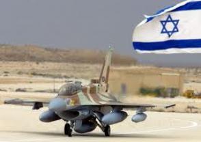 Իր տարածքի հրթիռակոծմանը Իսրայելն օդային գրոհով է պատասխանել