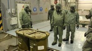 В Сирии началась ликвидация химического оружия
