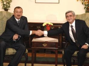 Серж Саргсян и Ильхам Алиев могут встретиться до конца года