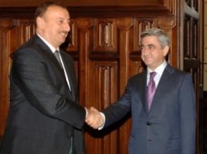 Встреча президентов Армении и Азербайджана состоится в ноябре