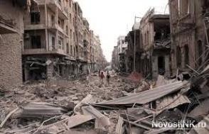 Ущерб Сирии от военного конфликта превысил $103 млрд.