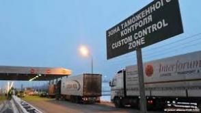На российско-украинской границе начали действовать новые таможенные правила