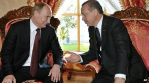 Путин и Эрдоган обсудили Карабахский конфликт