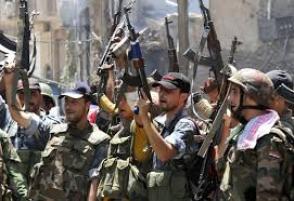 Сирийские войска отразили контратаки боевиков на подступах к Дамаску