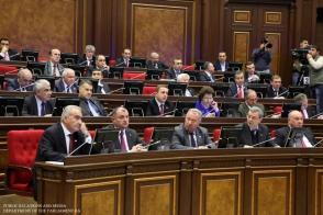 Բյուջեի նախագծի քվեարկության պատճառով ՀՀԿ-ական պատգամավորներին արգելվել է մեկնել գործուղման