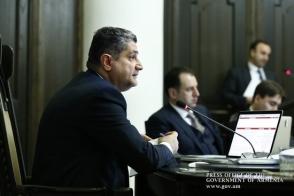 Ըստ Տիգրան Սարգսյանի՝ վատ նախադեպ է, երբ կառավարությունը բացասական կարծիք է տալիս ՀՀԿ–ականների օրինագծերին