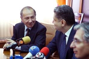 ՀՀ էկոնոմիկայի նախարարը չի համաձայնվել էներգետիկայի նախարարի հետ, համաձայնվել է Ռոբերտ Քոչարյանի հետ