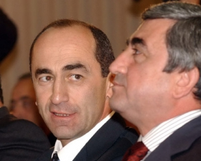 Սերժ Սարգսյանը մնացել է Քոչարյանի խոսքի տակ. այդպես է մտածում գործող նախագահի նեղ շրջապատը