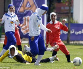 Պարզվել է՝ Իրանի ֆուտբոլի կանանց հավաքականի 4 խաղացող տղամարդ է