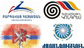 ԲՀԿ–ն, ՀԱԿ–ը, ՀՅԴ–ն և «Ժառանգությունը» ներկայացրել են կառավարությանն անվստահություն հայտնելու իրենց նախագծերը