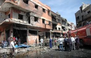 Вывод боевиков из старинных кварталов Хомса перенесен на 6 мая