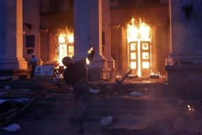 Պատգամավոր. «Ուկրաինայի ՆԳՆ մարտիկներն են զգեստափոխված աշխատել Օդեսսայում մայիսի 2-ին»