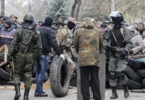 Սլավյանսկում վերսկսվել են ռազմական գործողությունները