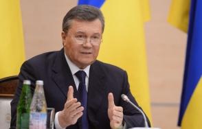 Янукович призвал Киев немедленно вывести войска с юго-востока Украины