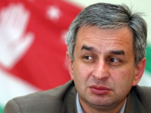 На выборах президента Абхазии победил Рауль Хаджимба