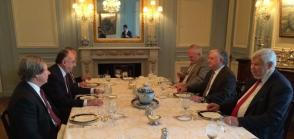 Հայաստանի արտգործնախարարը հանդիպել է Ադրբեջանի ԱԳ նախարարին և ԵԱՀԿ Մինսկի խմբի համանախագահներին