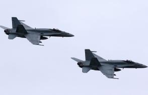 Կանադայի օդուժն Իրաքում ոչնչացրել է ԻՊ զինյալների ինժեներական կառույցները