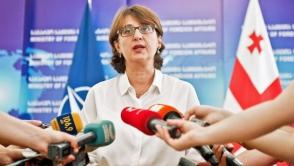 Վրաստանի ԱԳՆ ղեկավար Մայա Փանջիկիձեն հրաժարական է տվել