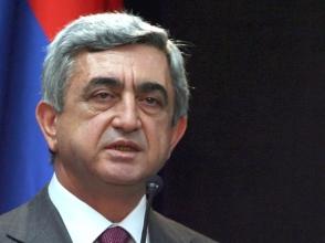 Серж Саргсян предложил правительству снова обсудить 12 пунктов невластных сил