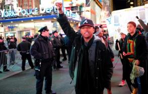 Նյու Յորքում հազարավոր բողոքարարներ փակել են Բրուքլինյան կամուրջը
