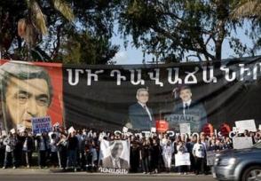 Սերժ Սարգսյանը պահանջեց իշխանափոխություն. հուսախաբ չանենք