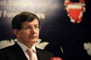 Դավութօղլուն չի բացառում Սիրիայում Թուրքիայի կողմից ռազմական գործողության կրկնությունը