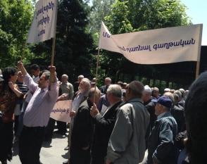 «Նաիրիտի» աշխատակիցներն այսօր բողոքի ակցիա կիրականացնեն ԱԺ դիմաց