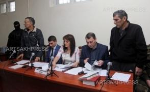 ԼՂՀ Գերագույն դատարանում սկսվել է ադրբեջանցի դիվերսանտների գործով դատական նիստը