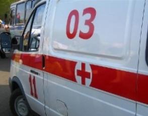 76-ամյա կինը վնասվածքներով տեղափոխվել է հիվանդանոց