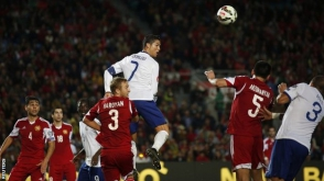 Հայաստան-Պորտուգալիա՝ 2:3 (տեսանյութ)