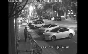 Շենքի մուտքից գաղտնի հափշտակել է «Տռեկ Մառլին 6» տեսակի հեծանիվ (տեսանյութ)
