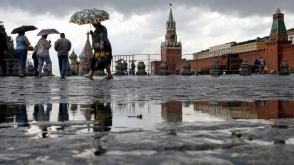 Մոսկվայում անձրևը 1933թ. հետո նոր ռեկորդ է սահմանել