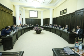Կառավարությունն առաջարկել է Ազգային ժողովին արտահերթ նստաշրջան գումարել