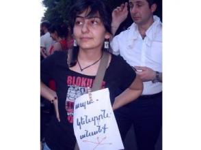 Армянская диаспора подключается к акциям протеста в Армении