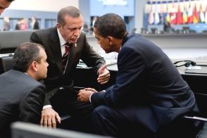 Օբաման և Էրդողանը պայմանավորվել են կասեցնել Սիրիայից զինյալների հոսքը Թուրքիա