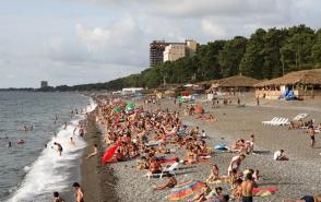 Число армянских туристов в Грузии увеличилось на 11,9%