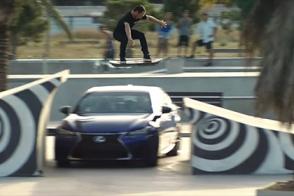 «Lexus»–ը թռչող սքեյթբորդի տեսագրություն է ներկայացրել (տեսանյութ)