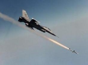 Իսրայելը ավիահարված է հասցրել Սիրիային՝ ի պատասխան հրթիռակոծման