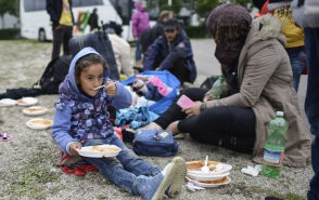 Պետերբուրգում փախստականի կարգավիճակի համար դիմել է մոտ 100 սիրիացի