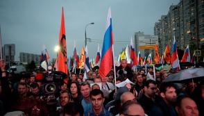Մոսկվայում ընդդիմության ցույցին 4 հազ մարդ է մասնակցել