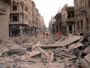 Հալեպը ռմբակոծվել է. կան զոհեր (տեսանյութ)