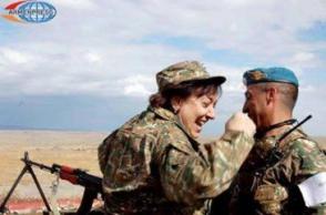 Հրանուշը` գերագույն գլխավոր հրամանատար