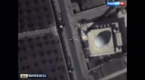 Սիրիայում ահաբեկիչները թաքցնում են զինտեխնիկան մզկիթի մոտ